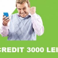credit rapid 3000 lei
